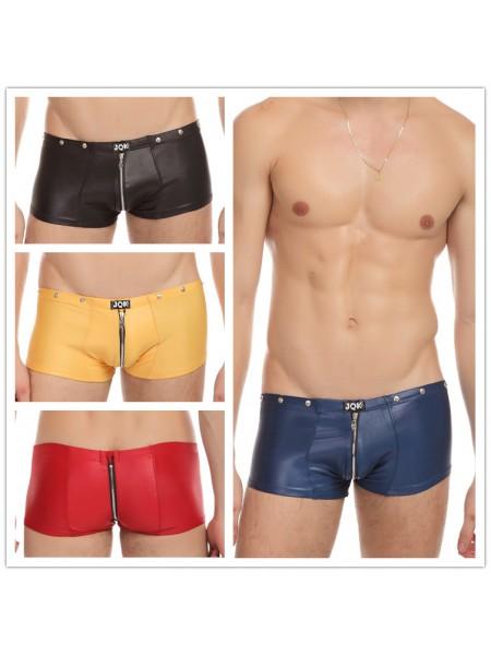 กางเกงบ็อกเซอร์ JQK Zip Boxers